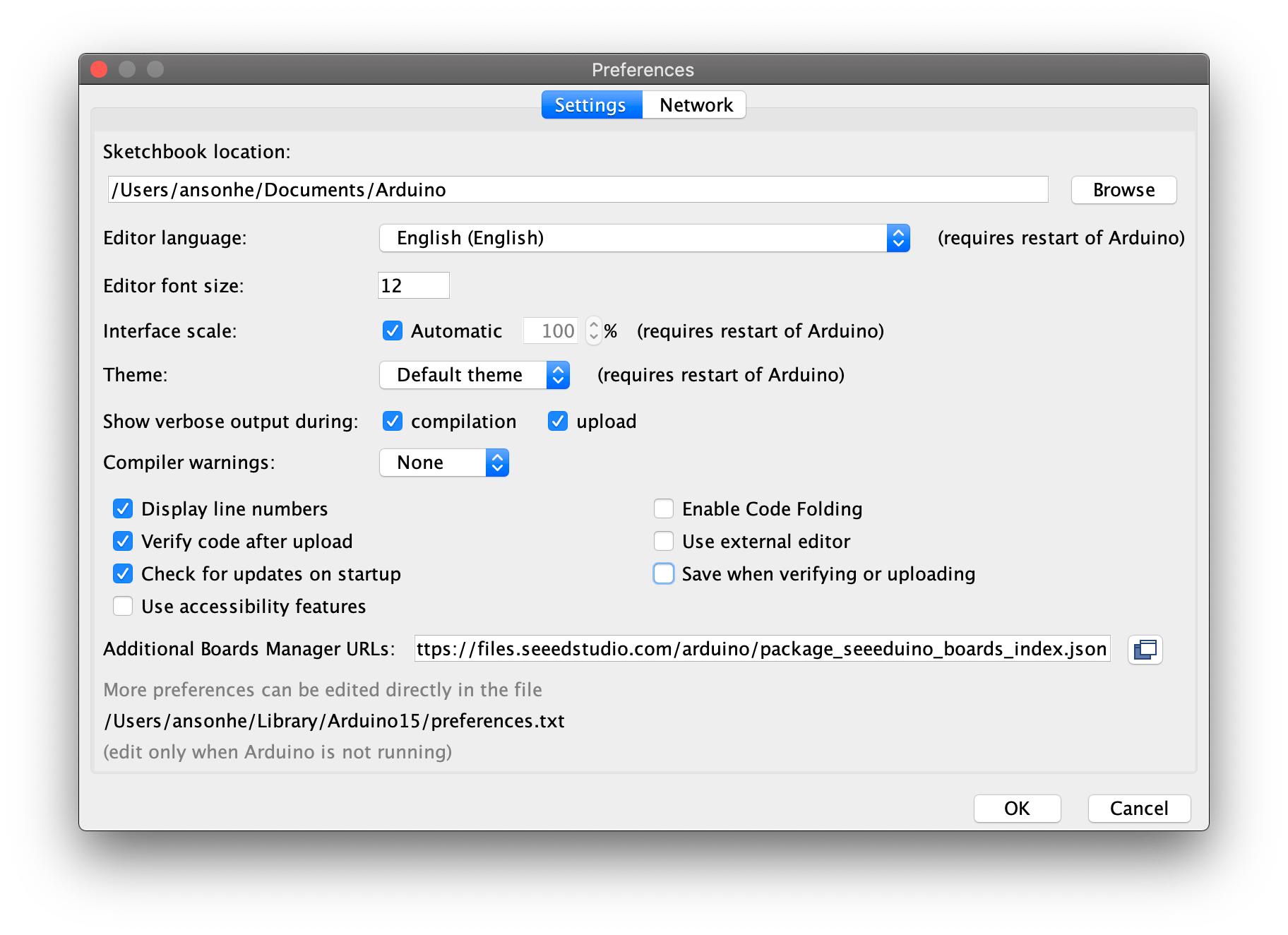 wio terminal 掌机开发板试用报告